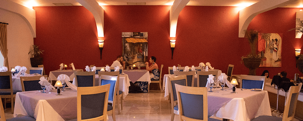 GR Solaris restaurant to have dinner in your vacations in Cancún