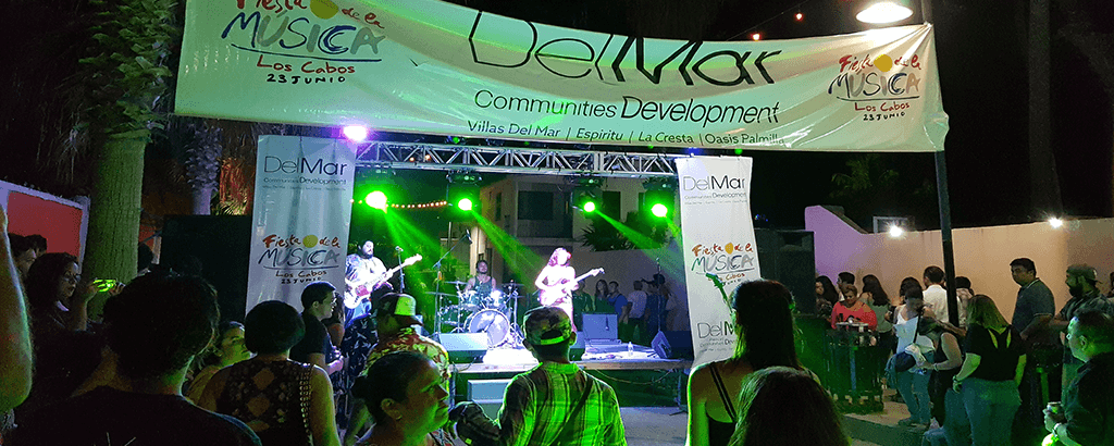 Live Music at the Festival in Los Cabos