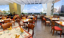 breakfast restaurant at cancun all inclusive resort royal solaris cancun