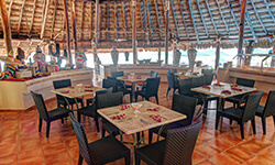 marco polo restaurant at royal solaris hotels in mexico