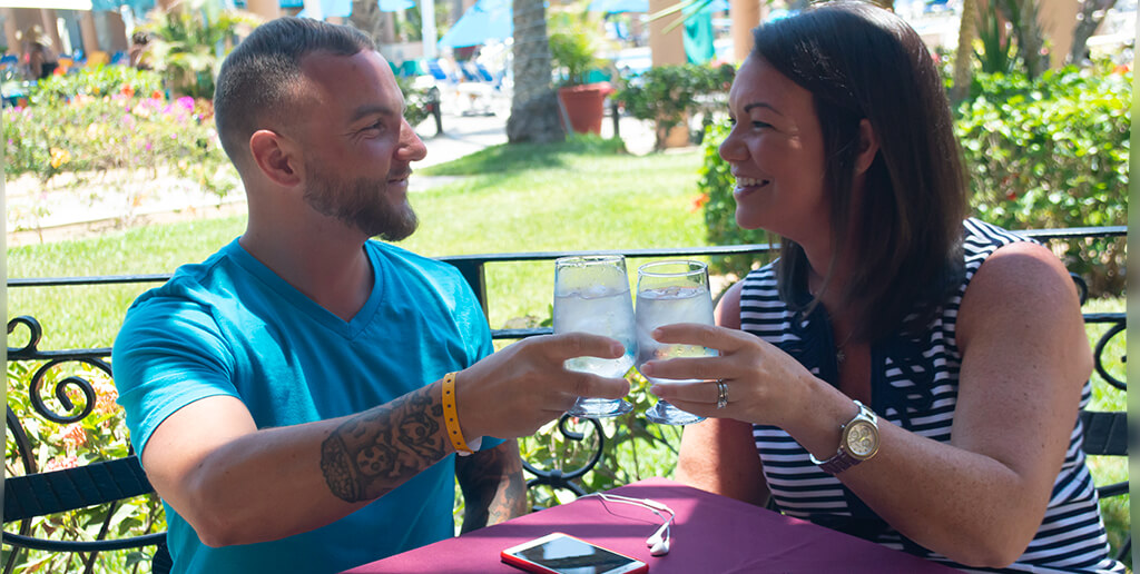 Newlyweds surprised with honeymoon at Los Cabos