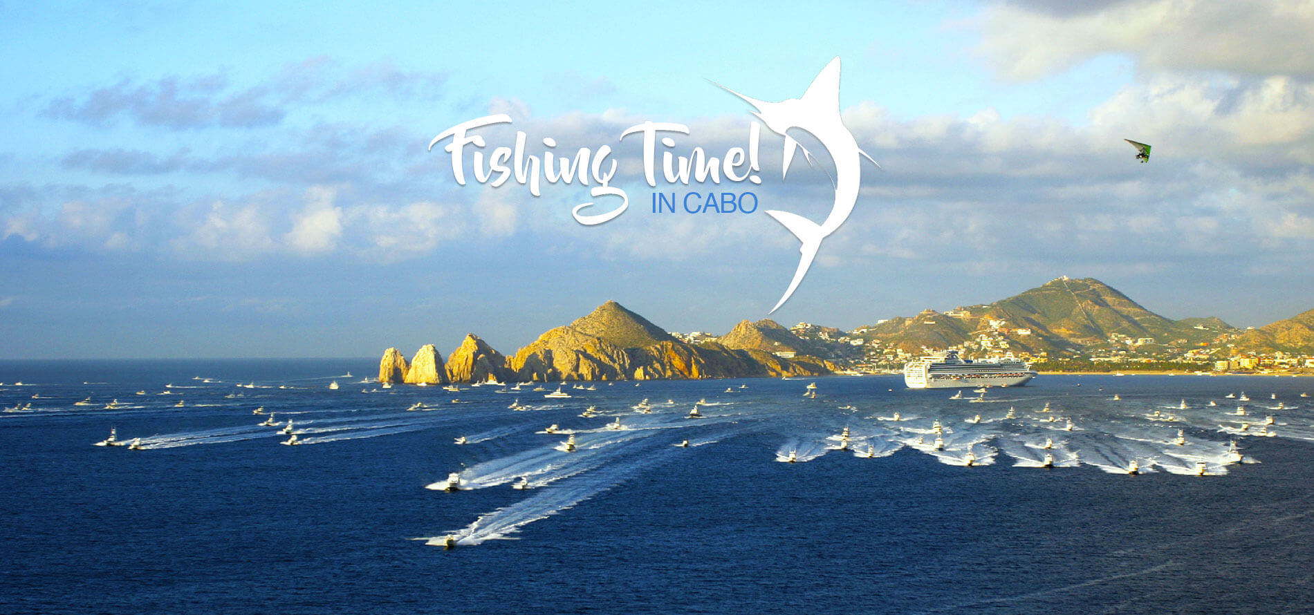 Fishing time in Los Cabos