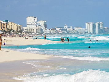 Cancun as a Touristic Destination