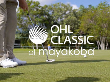 Golf Tournament OHL Open maya coba 2017