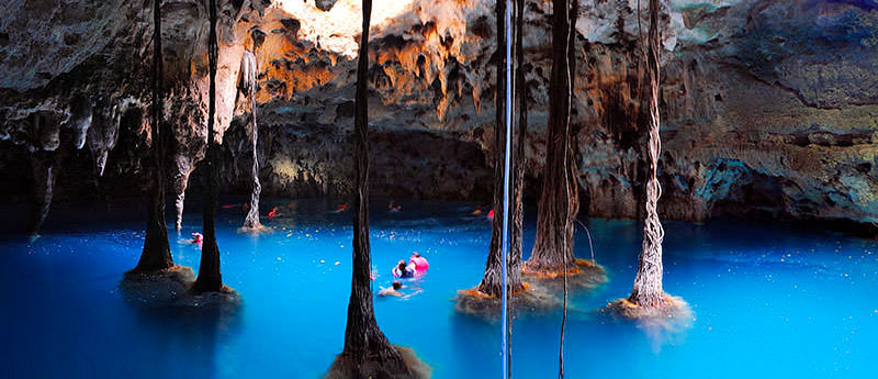 10 things to do in Cancun - Xenotes Tour in Cancun