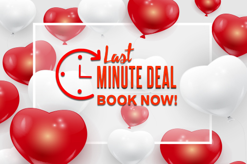 last minute deal image