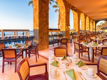Cabo restaurant Cafe Solaris at Royal Solaris Los Cabos
