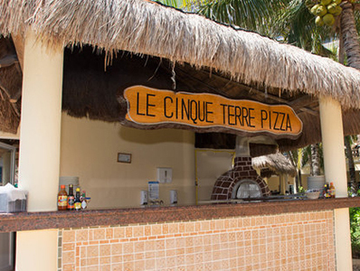 italian pizza restaurant at gr solaris cancun all inclusive resort