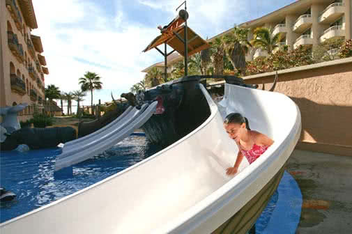 Cabo resort with mini water park and kids club. royal solaris los cabos - cabo all inclusive resort