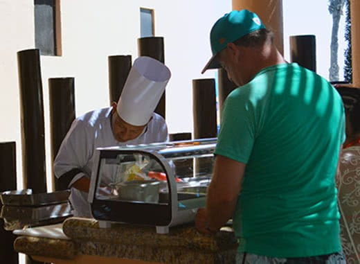 royal solaris los cabos - snack bar and fast food